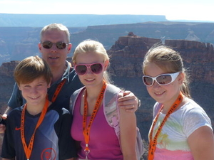 Grand Canyon West Rim Air and Ground Day Trip from Las Vegas with Optional Skywalk Photos