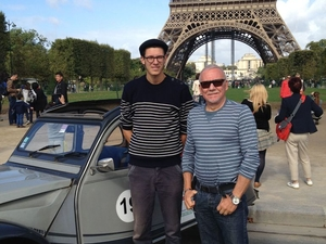 Private Tour: 2CV Paris City Highlights Tour Photos
