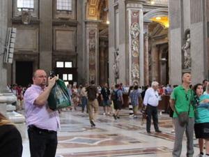 Skip the Line: St Peter's Basilica Walking Tour Photos