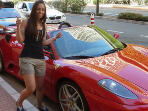 Ferrari Sports Car Experience from Monaco Photos