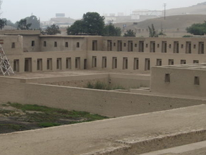 Temple of Pachacamac Half-Day Tour from Lima Photos