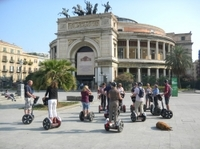 Palermo Segway Tour Photos