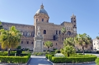 Palermo Shore Excursion: City Segway Tour Photos