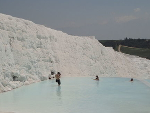 Pamukkale and Hierapolis Photos