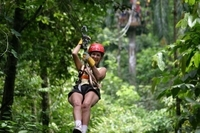 Panama Eco-Adventure Tour: Hike, Zipline and Kayak Photos