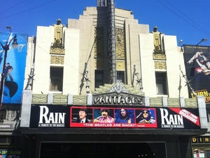 Hollywood Movie Location Tour Photos