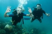 Paraty Scuba Diving Beginner's Course Photos