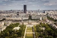 Paris City Tour, Montparnasse Tower and Seine River Cruise Photos