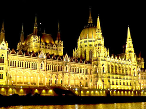 Budapest Danube River Dinner Cruise Photos