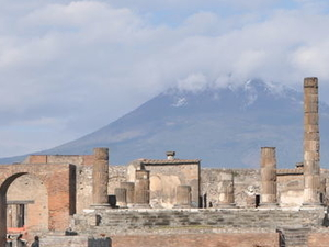 Naples City and Pompeii Half Day Sightseeing Tour Photos