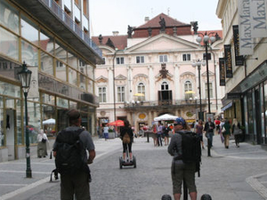Prague Segway Tour Photos