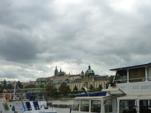 Prague Vltava River Afternoon Tea Cruise Photos