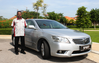 Private Arrival Transfer: Penang Railway Station to City Hotel Photos
