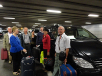 Private Arrival Transfer: Brussels Gare du Midi Railway Station to Brussels, Bruges or Ghent Hotels Photos