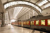 Private Departure Transfer: Hotel to Gare de Lyon Saint-Exupery