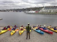 Private Seattle Kayak Tour on Lake Union Photos