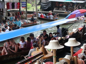 Private Tour: Floating Markets and Bridge on River Kwai Day Trip from Bangkok Photos