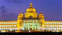 Private Tour: Bangalore City Tour Including Bangalore Palace and Vidhana Soudha Photos