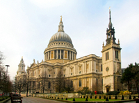 Private Tour: London Walking Tour of St Paul's Cathedral Photos