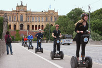 Private Tour: Munich Segway Tour Including Chinese Tower Beer Garden  Photos