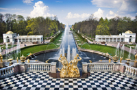 Private Tour: Peterhof Palace in St Petersburg Photos
