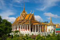 Private Tour: Phnom Penh City Tour including the Silver Pagoda Photos