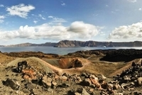 Private Tour: Santorini Volcano Trip Including Hot Springs  Photos