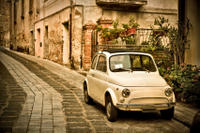 Private Tour: Self-Drive Vintage Fiat 500 Tour from Florence with Candlelit Dinner at a Tuscan Villa Photos