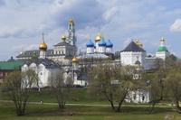 Private Tour: Sergiev Posad Day Trip and Trinity Lavra Monastery of St Sergius Tour Photos