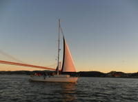 Private Tour: Tagus River Sunset Cruise in Lisbon Photos
