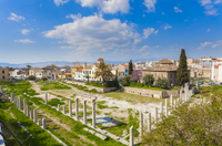 Private Walking Tour: Ancient Agora, Plaka and Monastiraki monuments Photos