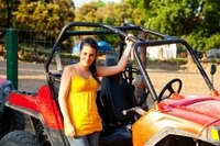 Punta Cana 4x4 Buggy Eco-Adventure at Indigenous Eyes Ecological Park Photos