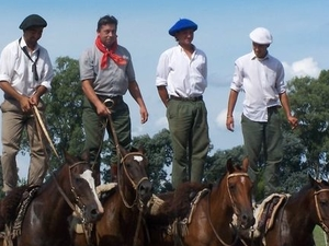 Gaucho Day Trip from Buenos Aires: Santa Susana Ranch Photos