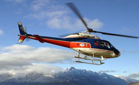 Queenstown Shotover River Helicopter Ride and White Water Rafting Photos