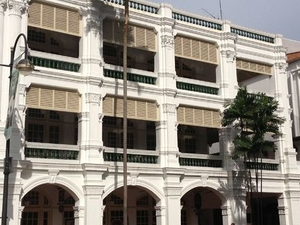 Raffles Hotel Singapore Half-Day Tour Photos