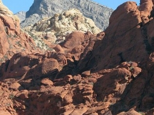 Red Rock Canyon Luxury Tour Trekker Experience Photos