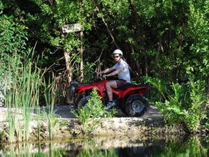 ATV Tour from Cancun Photos