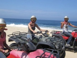 Los Cabos Shore Excursion: ATV Adventure Photos