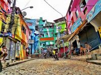 Rio de Janeiro Combo Tour: Santa Teresa, Corcovado Mountain and Santa Marta Favela Photos