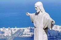 Rio de Janeiro Shore Excursion: Corcovado Mountain and Christ Redeemer Statue Half-Day Tour Photos
