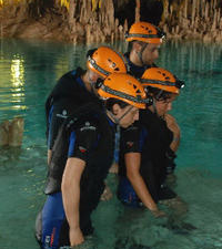 Rio Secreto Underground River Tour with Crystal Caves Photos