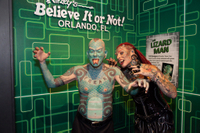 Ripley's Believe It or Not! Orlando Admission Photos