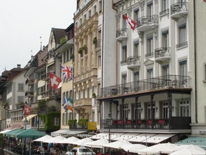 Lucerne Folklore Tour Photos