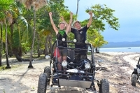 Roatan Shore Excursion: Extreme Off-Road Dune Buggy Tour