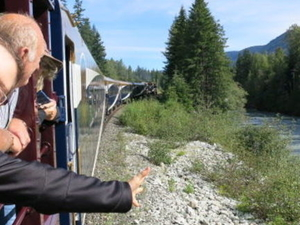 Whistler Day Trip by Train and Floatplane from Vancouver Photos