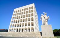 Rome's Fascist Past: Walking Tour of Mussolini's EUR District Photos