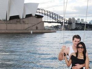 Sunset Sailing on Sydney Harbour  Photos