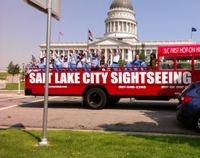 Salt Lake City Hop-On Hop-Off Tour