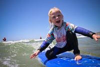 San Diego Kids Surf Lessons Photos