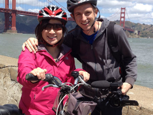 San Francisco Golden Gate Bridge Bike Tour Photos
